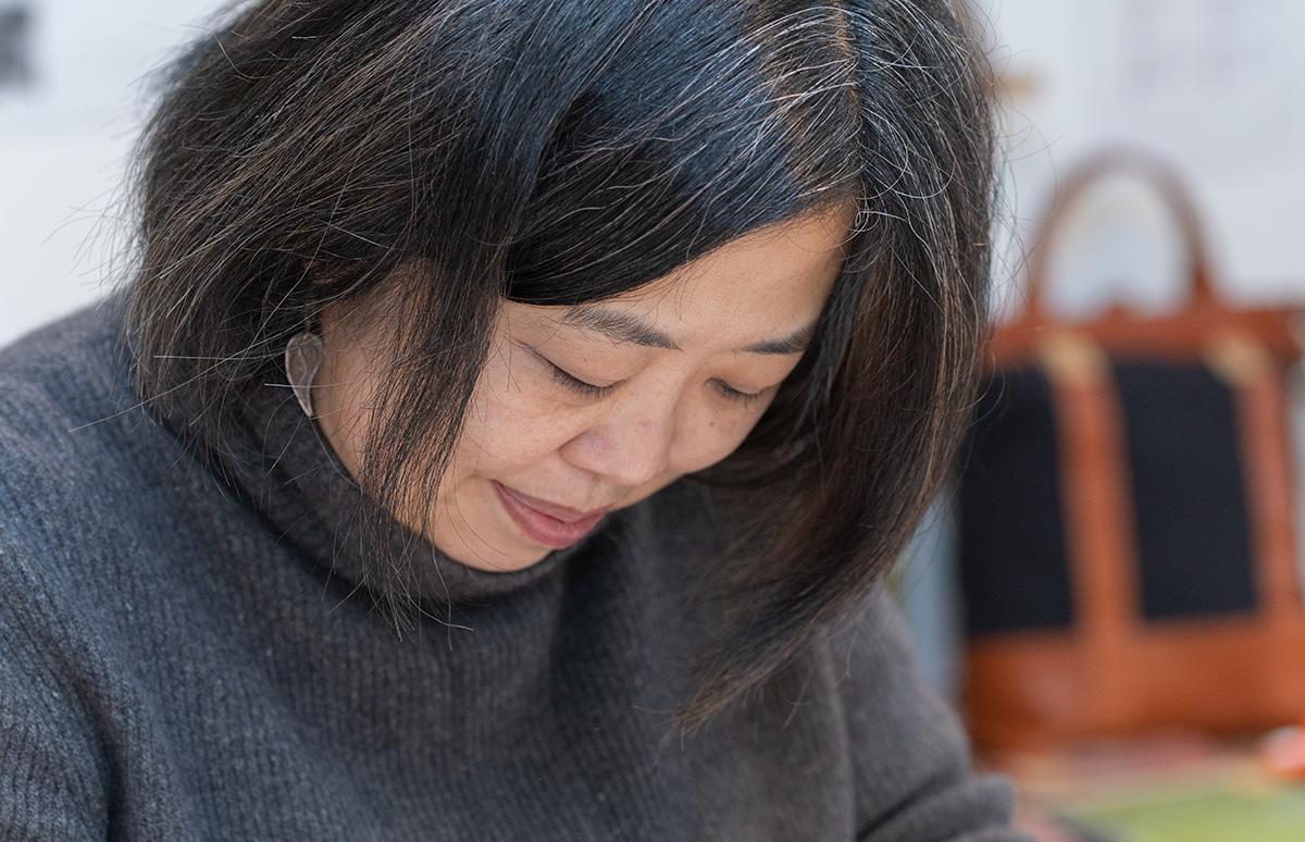 Japonais de France – Naoko Omori